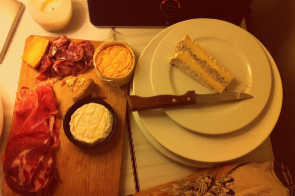 Cheese & Wine Party