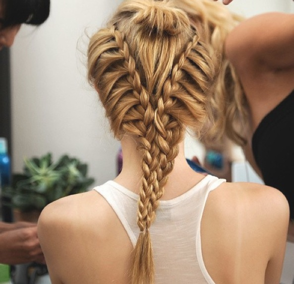 Pinterest Trend Du Jour Hair Braiding No Average Woman