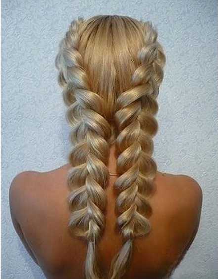 Fantastic Pinterest Trend Du Jour Hair Braiding No Average Woman Could Hairstyle Inspiration Daily Dogsangcom