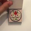 Refrigerator magnet lets you order pizza with a single push of a button