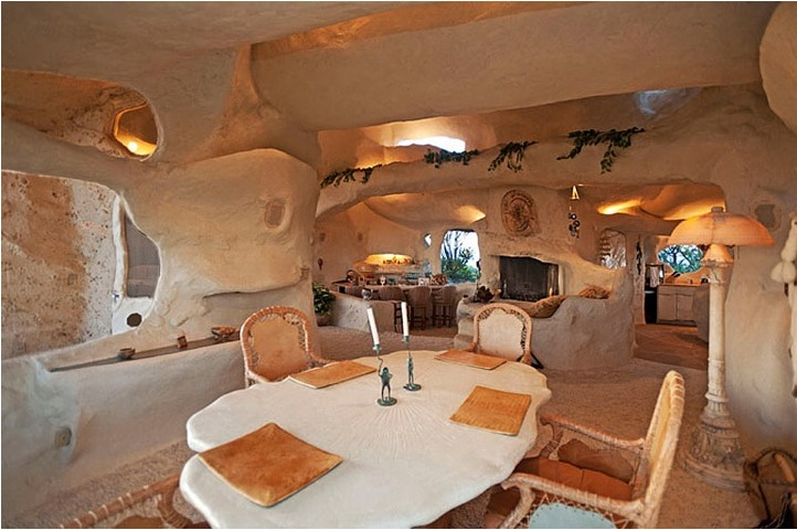 The Flintstones House Is Up For Sale