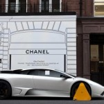 Lamborghini clamped Chanel