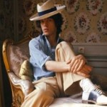 Mick Jagger hipster style