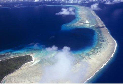 an analysis of the nuclear tests which would be conducted in the pacific at the mururoa coral atoll