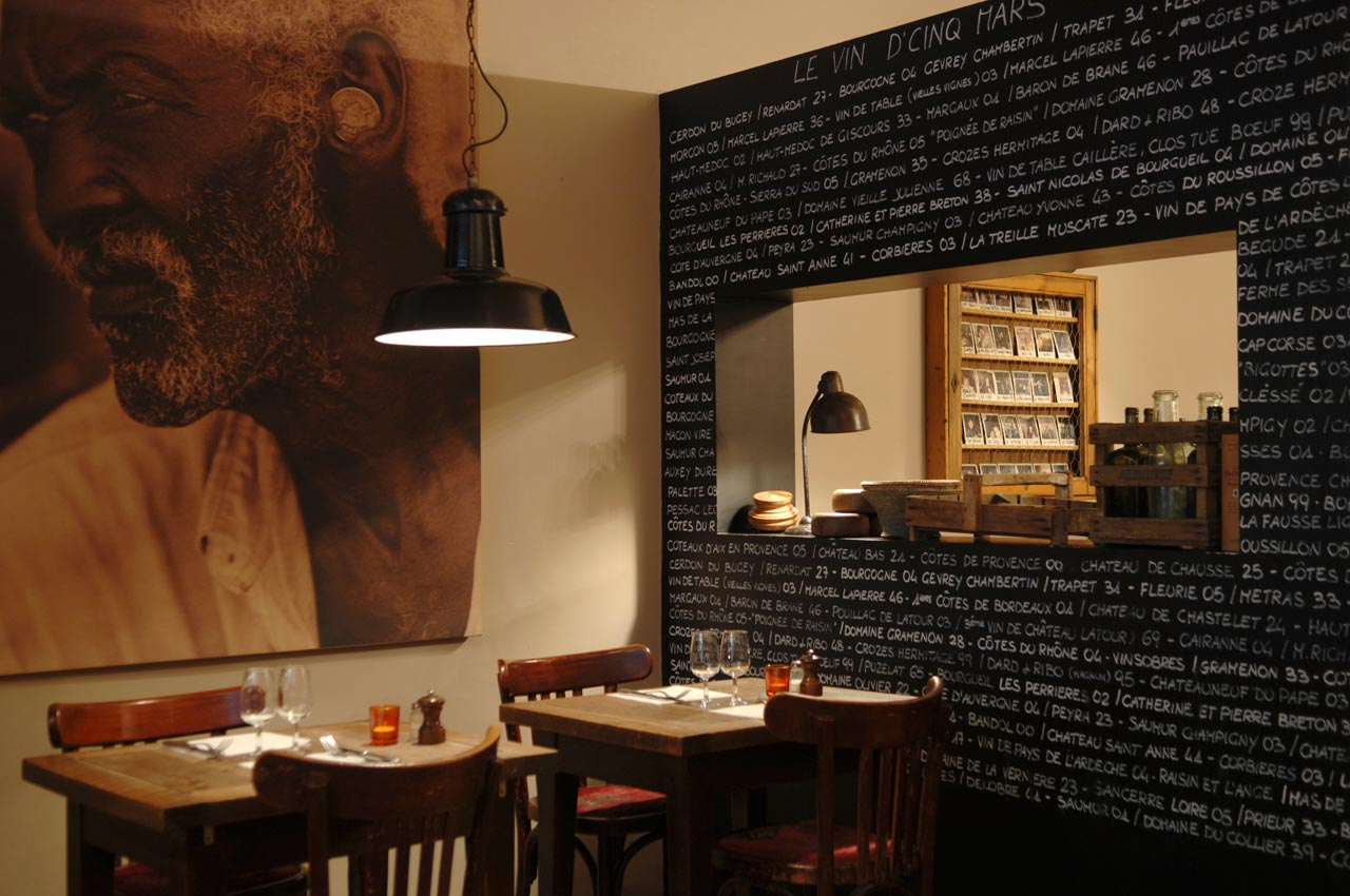 Paris 10 trendy restaurants better than celebrity fly for Paris restaurant