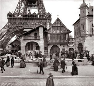 Exposition universelle de paris.