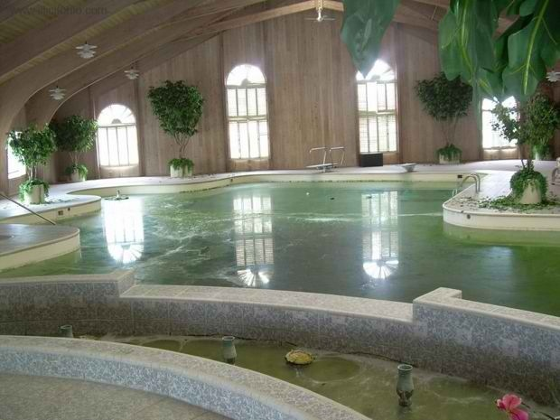 mike tyson 39 s deserted 80s mansion