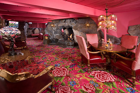 The Kitschiest Hotel In The World