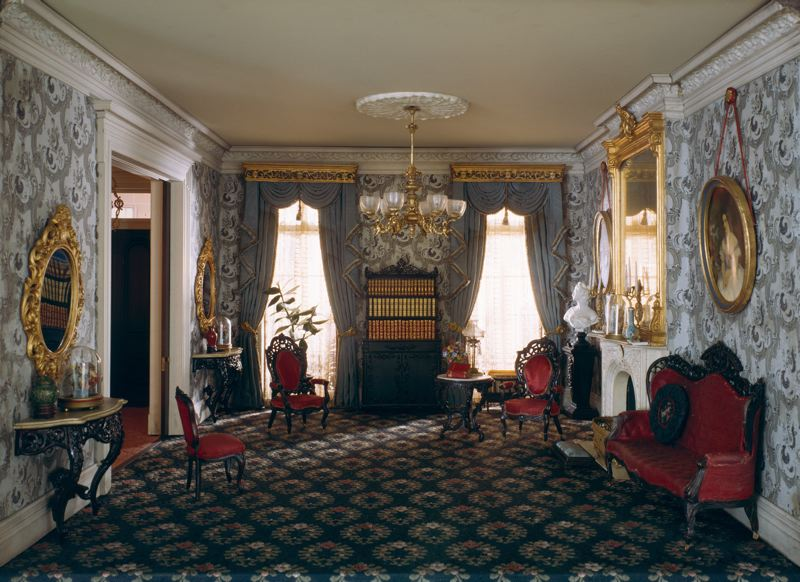 Waring House Rooms
