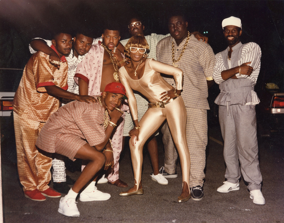 Hip Hop 80s Fashion Pictures In two of Dapper Dan s