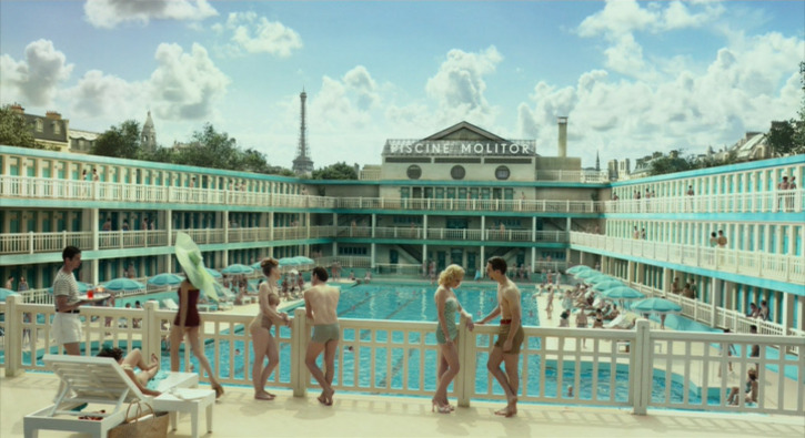 reviving the abandoned life of pi art deco pool in paris if you ever got around to watching life of pi you might recall the hero of the film a young n boy living in french colonial was ironically