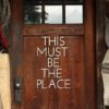 thismustbetheplace