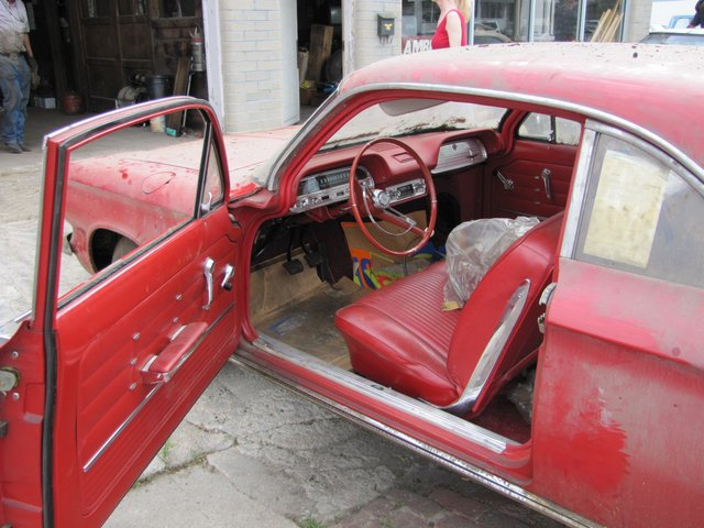 S Chevy Dealer Reopens To Auction Off Time Capsule Cars - Classic car lots near me