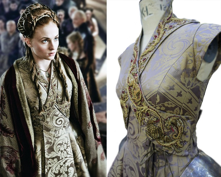 Woven ...  sc 1 st  Messy Nessy Chic & Here is the Blog of the Game of Thrones Costume Maker