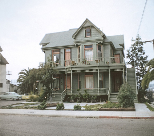 Victorian Mansions of Downtown LA