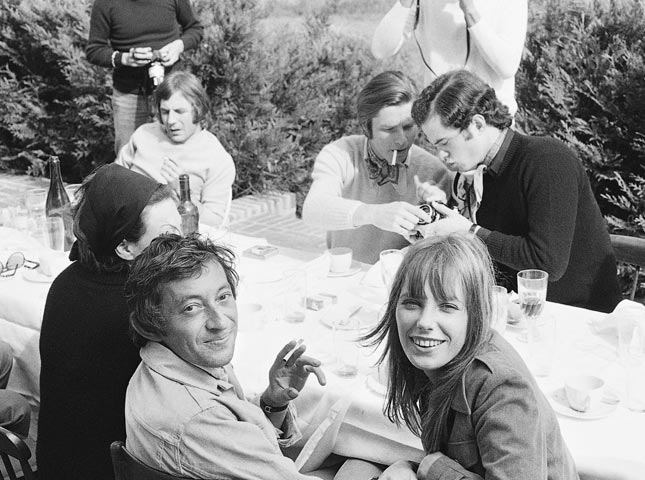 Birkin and Gainsbourg: Dusting off the Family Album