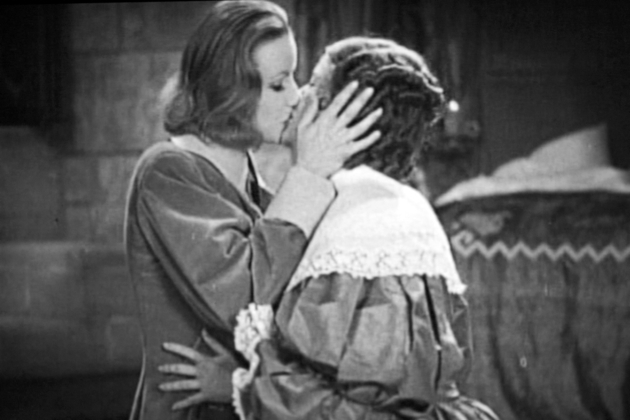 greta garbo queen christina ending relationship