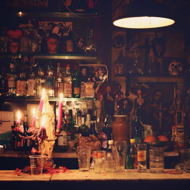The bar that got me hooked on Paris years agohellip