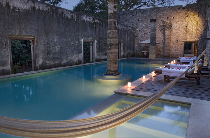 13 things i found on the internet today vol lviii for Repurposed swimming pool