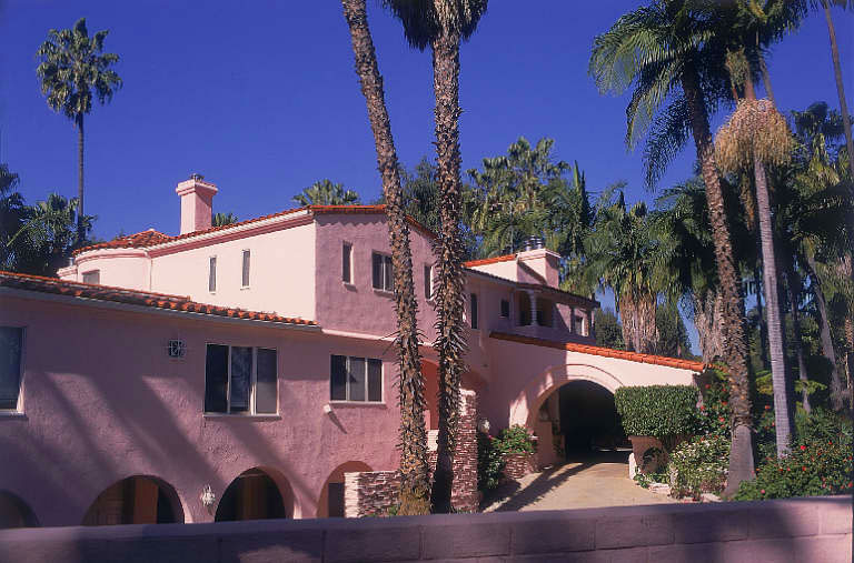 Jayne Mansfield House Amusing With Jayne Mansfield Pink Mansion Image