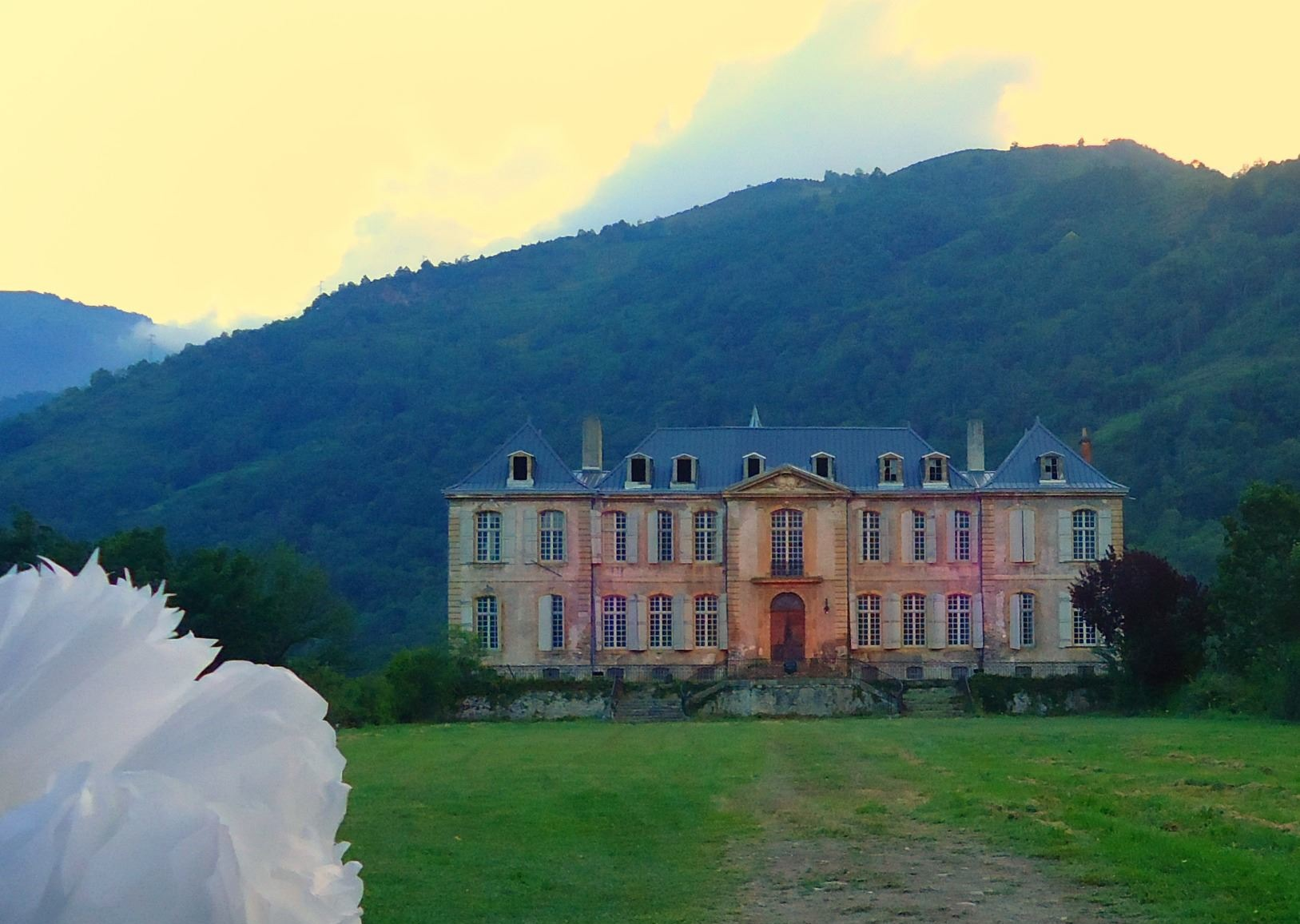 couple buy an abandoned french chateau start a blog to share