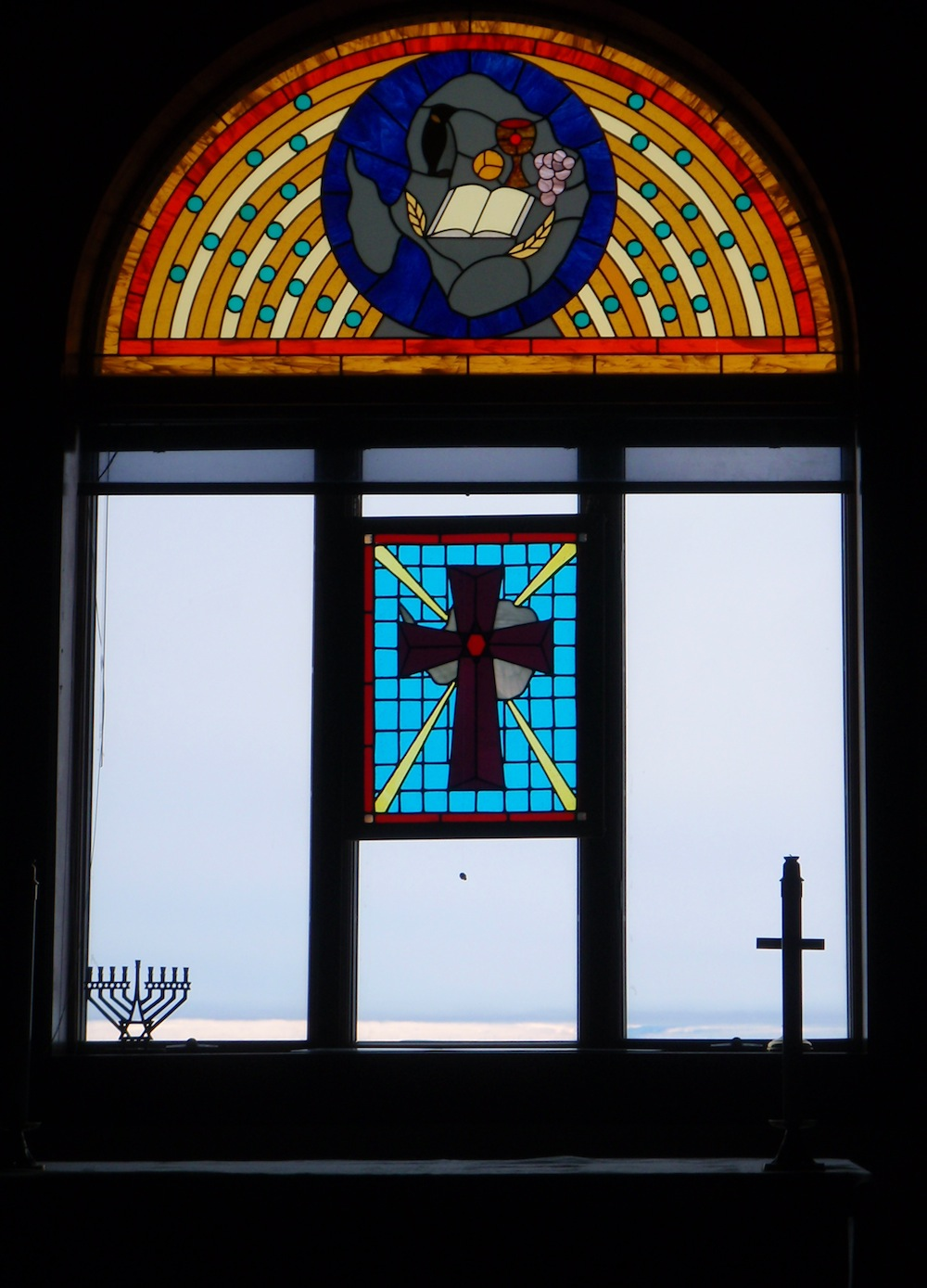 Chapel of the Snows - Stained Glass -2-
