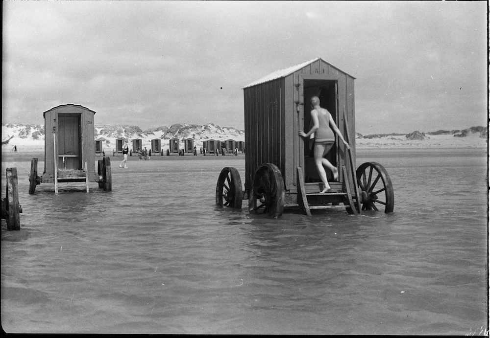 Image result for bathing machine