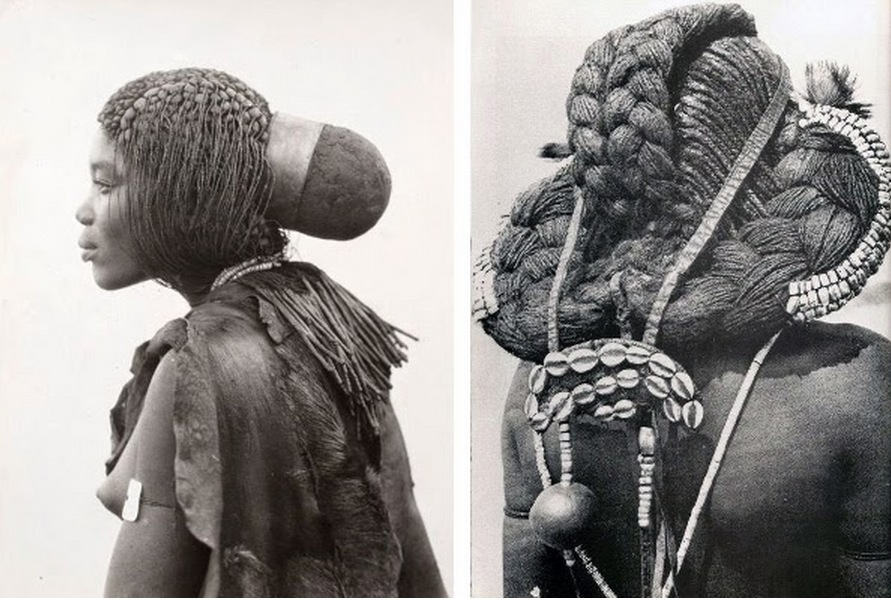 The Braided Rapunzels Of Africa Amp Other Tribal Trends
