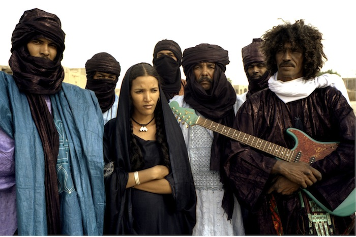 Meet the Nomadic Berber Rock Band Who Plays the Desert Blues