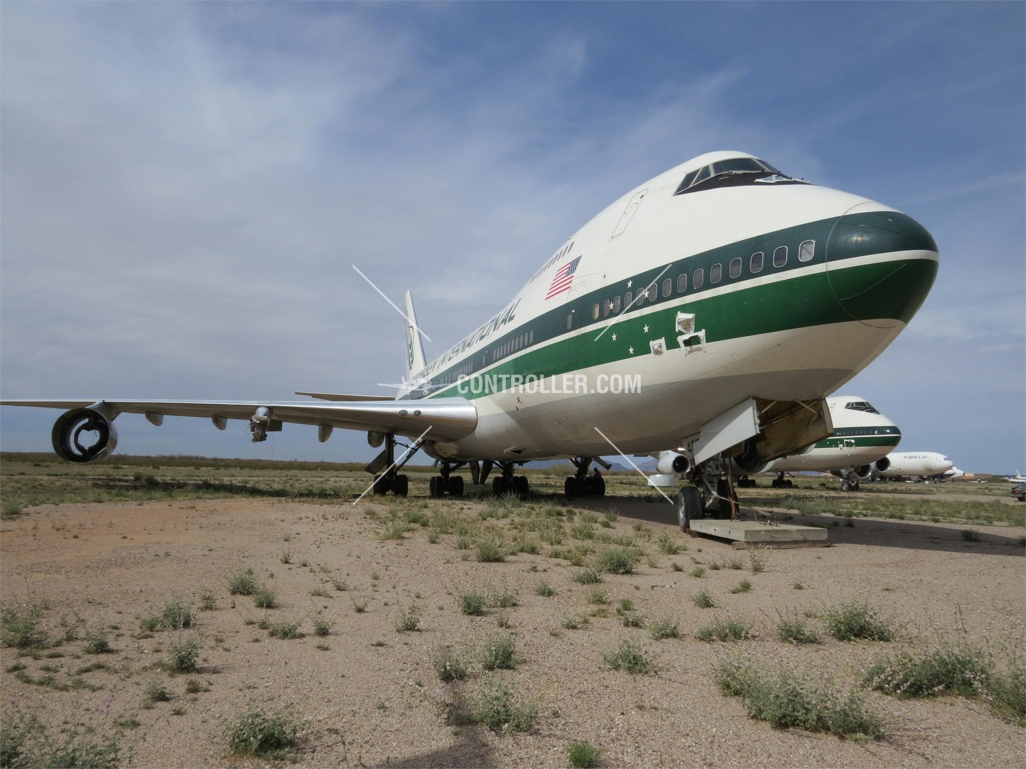 So You Can Buy An Old Soviet Fighter Jet Or A Boeing 747
