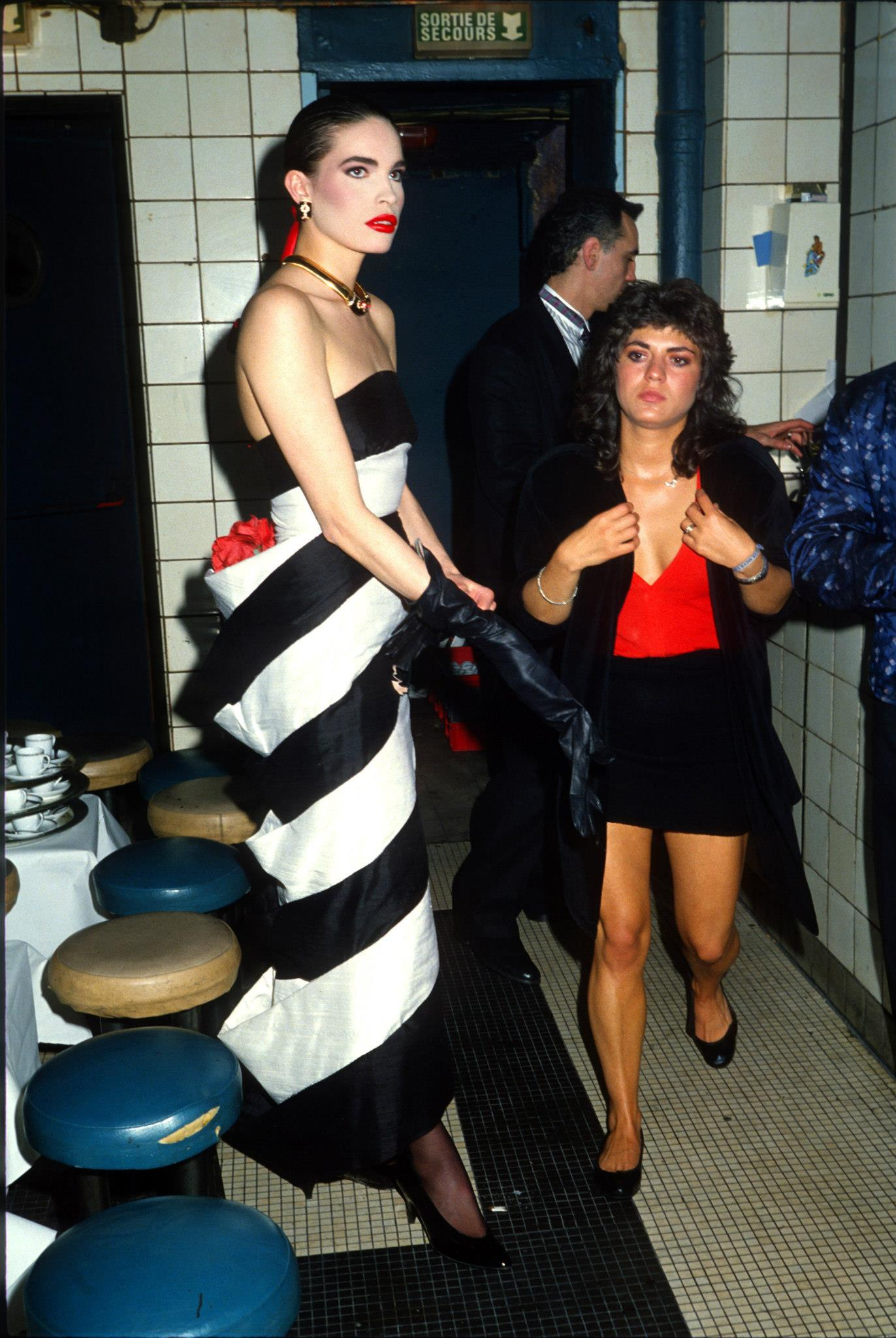 Reviving the studio 54 of paris fame debauchery in a bathhouse turned nightclub - Les bains douche paris discotheque ...