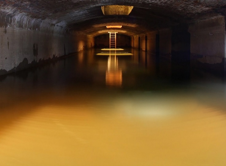 Paris Opera Underground Lake Tour