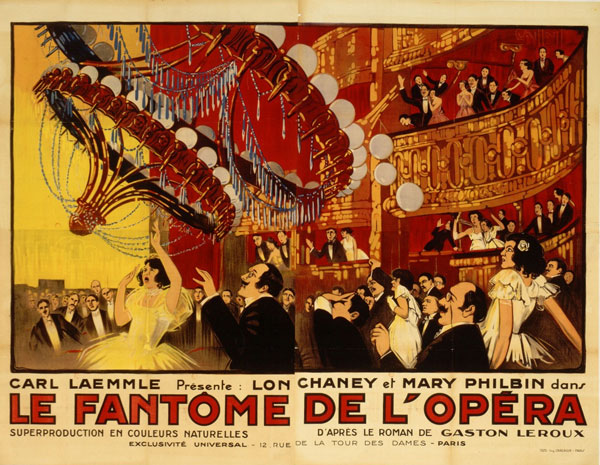Unmasking the parisian phantom of the opera chandelier affiche aloadofball Images