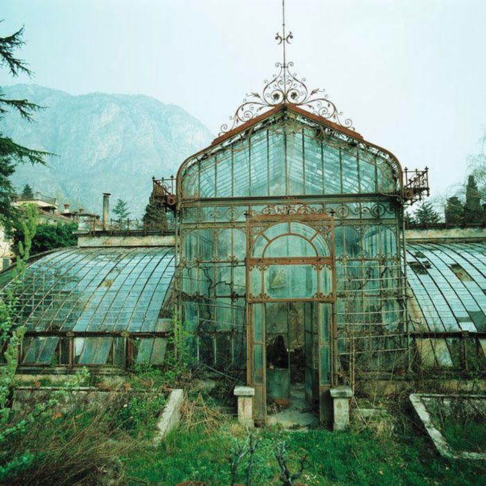 World of architecture modern dream home design california - A Compendium Of Abandoned Greenhouses