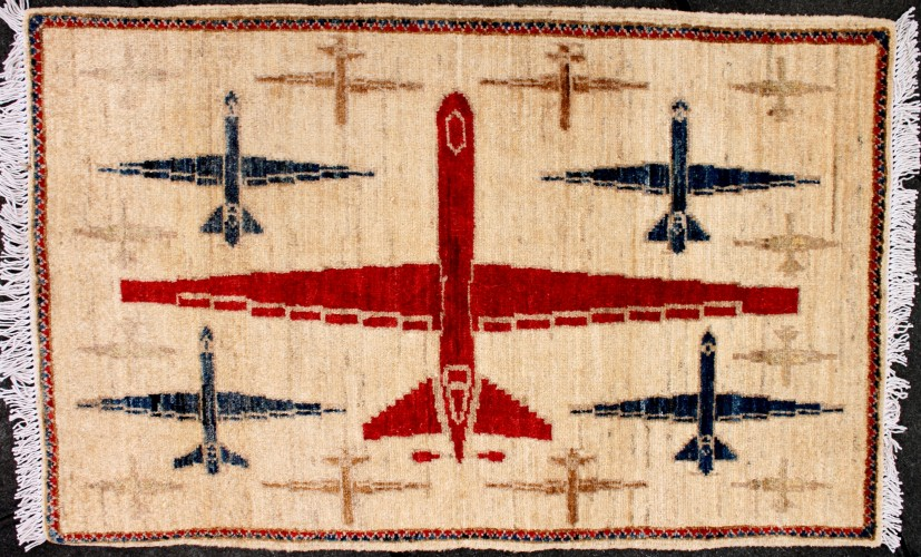 War Rugs The Obscure Collectors Market for Afghan Kitsch