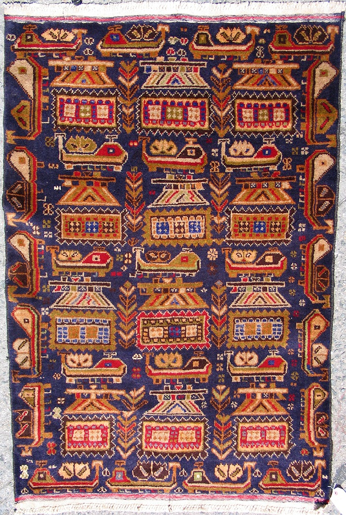 War Rugs The Obscure Collectors Market For Afghan Quot Kitsch Quot