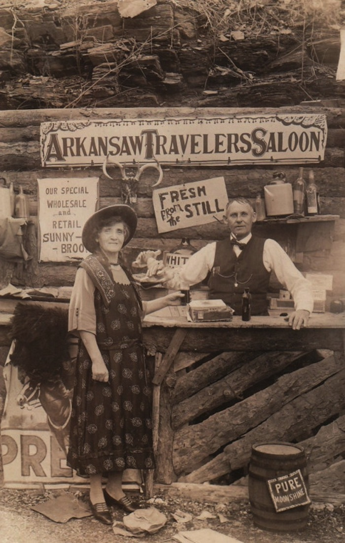 Solving My Mystery of the Arkansaw Travelers Saloon