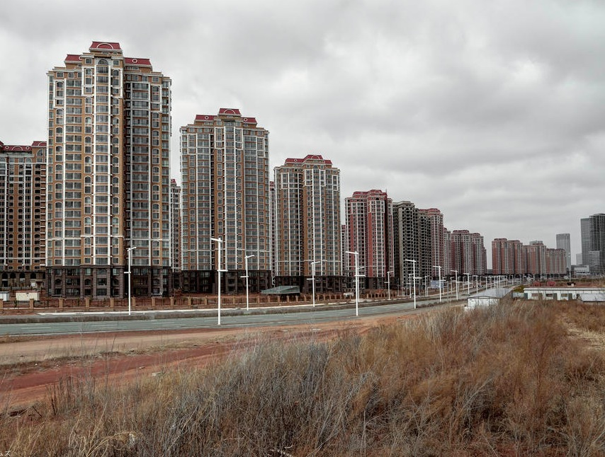 are mongolian nomads moving into china s ghost cities museperk