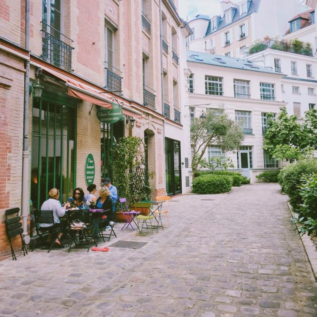 Secret Sunday brunches in Saint Germain  Paris 6eme