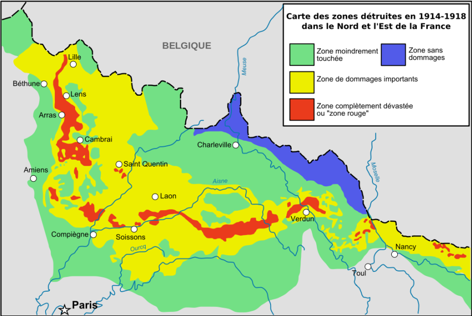 The Real NoGo Zone of France A Forbidden No Mans Land – Map of Paris Zones