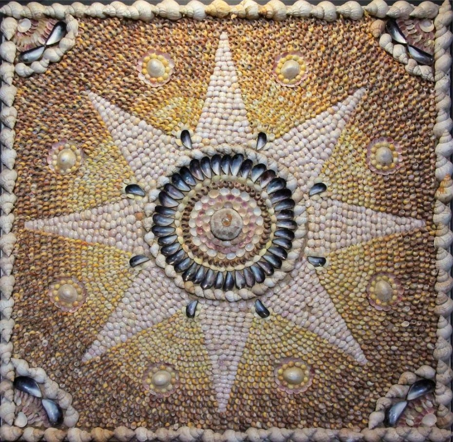 Margate Shell Grotto 11