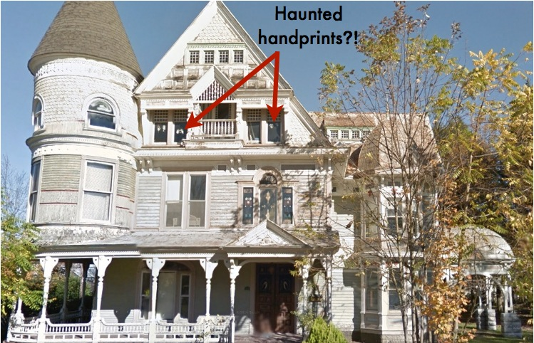 For Sale The House Haunted By Ghosts That Google Street View Captured On Camera