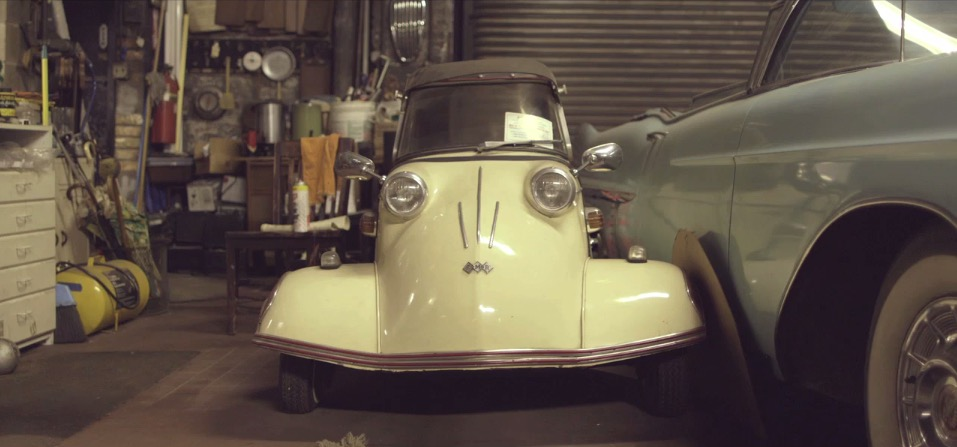 The Most Incredible Collection of Classic Cars Hiding Away in a Brooklyn Garage