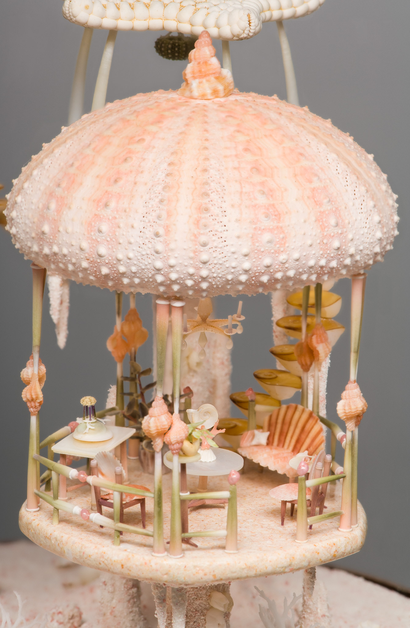 Oh just a miniature mermaid 39 s dollhouse - The dollhouse from fairy tales to reality ...