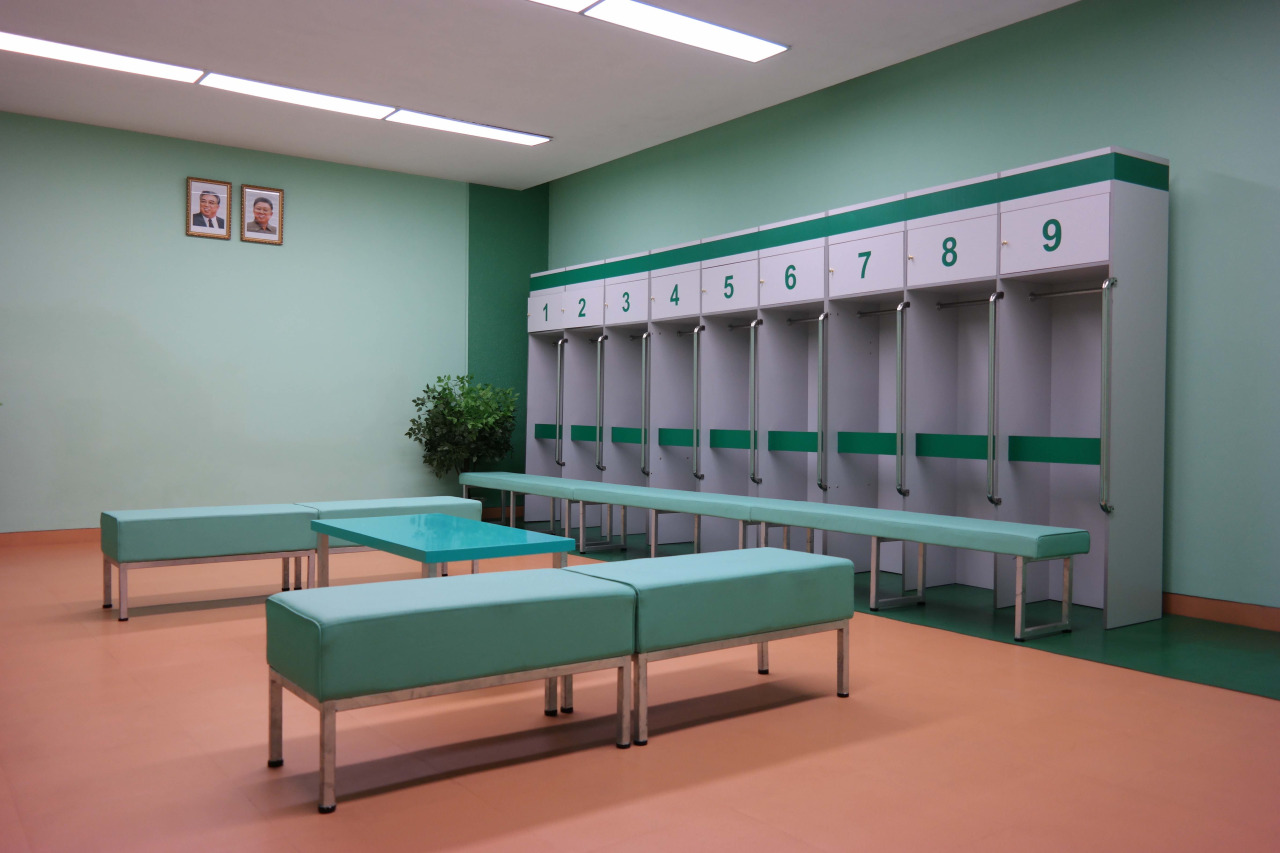 North Korean Interiors Looking Suspiciously Like A Wes