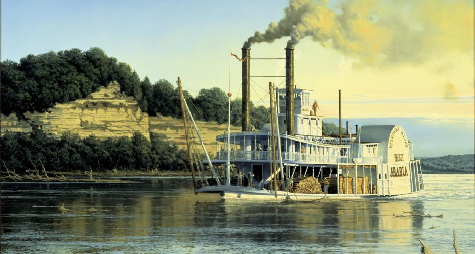 an analysis of the steamboats in louisiana • historical analysis and interpretation the history of steamboats john fitch and robert fulton louisiana and natchez, mississippi.