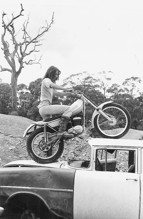 An Archive Of Women Who Ride