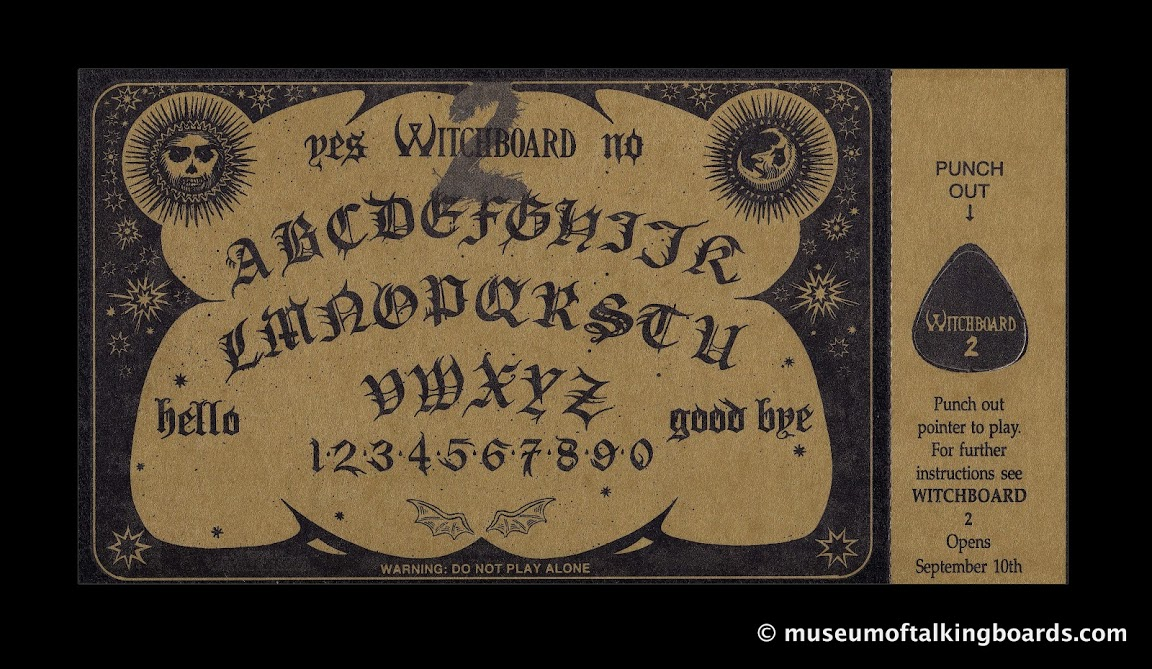 Witchboard 2-Republic Pictures MTB-FTB-159