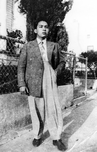 Zoot Suit Trousers, 1940s (17)