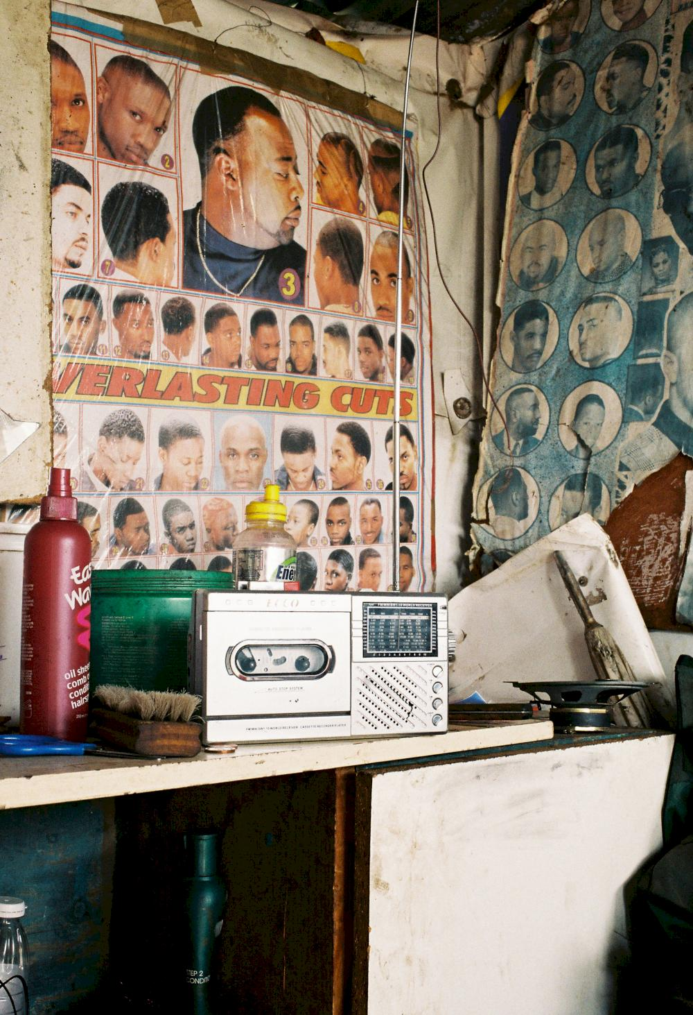 The Barbershop Clubhouses Of South Africa